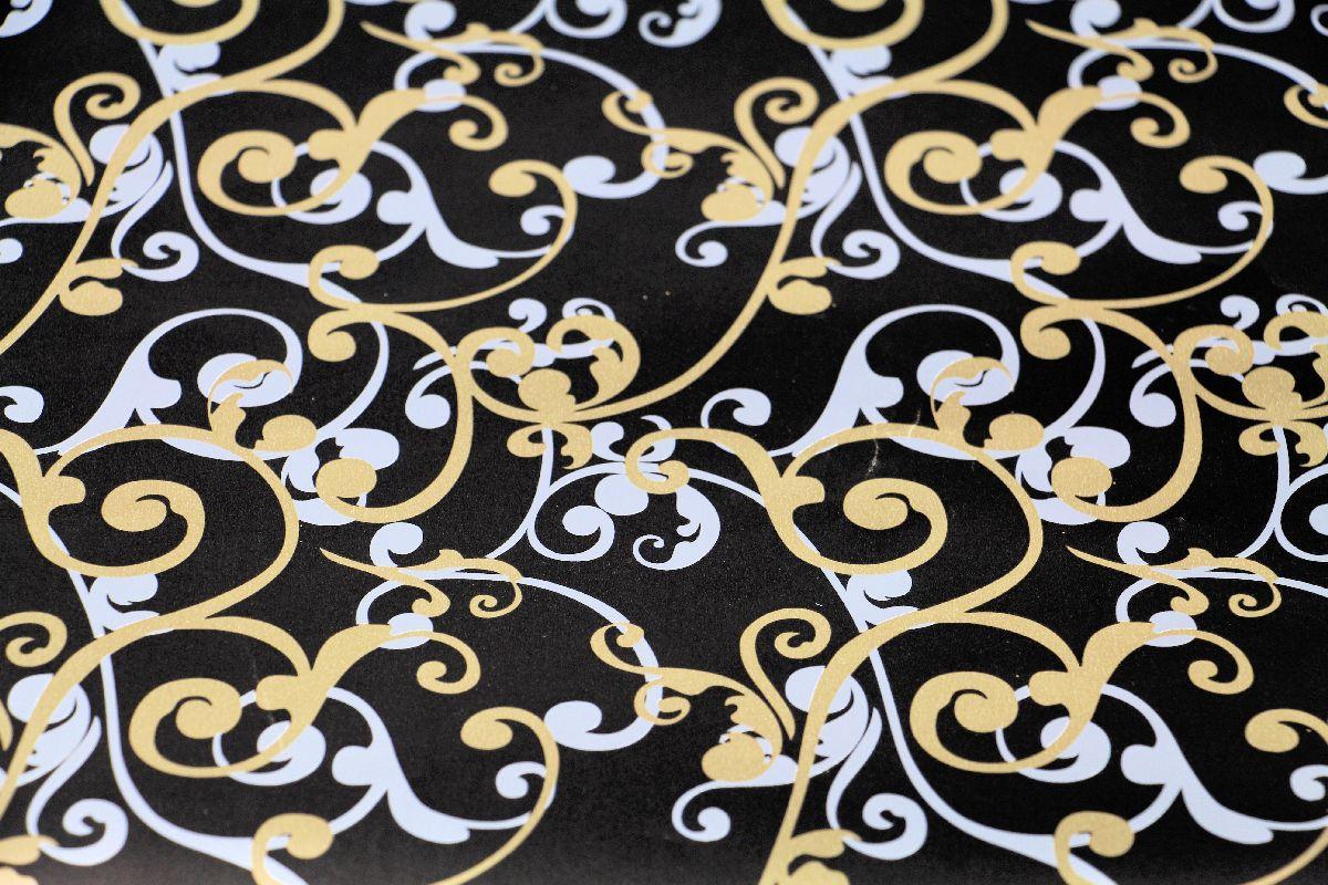 geschenkpapier papier orient schwarz jetzt g nstig kaufen christa. Black Bedroom Furniture Sets. Home Design Ideas