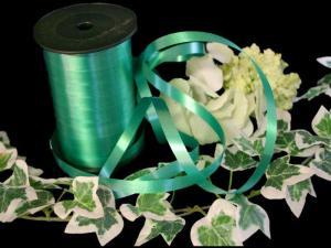 Polyband Grün ohne Draht 10mm