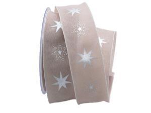 Weihnachtsband Gothland toffee 40mm mit Nylonkante