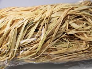 Bast-Fäden Natur ohne Draht ca. 1m