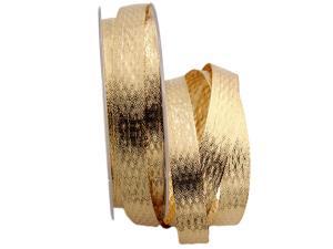 Goldband Costine gold 15mm ohne Draht