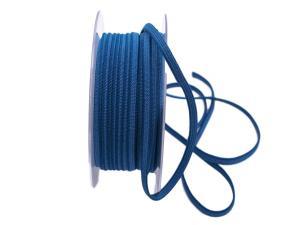 Gummiband 5mm waschbar 20m lang blau
