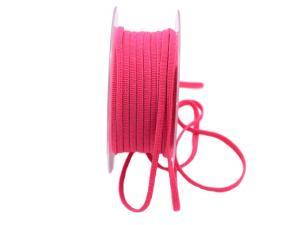 Gummiband 5mm waschbar 20m lang pink hell