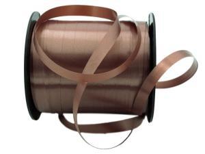 Polyband Braun ohne Draht 5mm