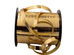 Polyband Gold ohne Draht 10mm