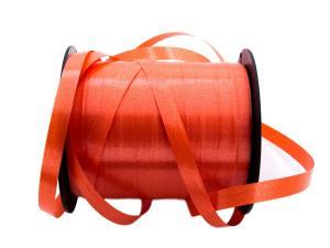Polyband Orange ohne Draht 5mm