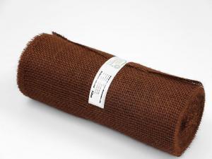 Tischband Jute 300mm ohne Draht Braun im Bänder Online-Shop günstig kaufen