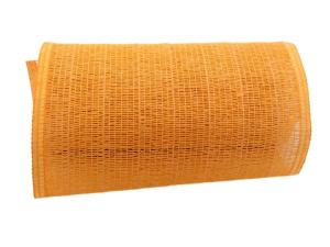 Tischband Madrid 22cm gelb ohne Draht
