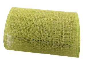 Tischband Madrid 22cm hellgrün ohne Draht - im Bänder Großhandel günstig kaufen!