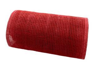 Tischband Madrid 22cm rot ohne Draht