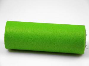 Tischband Vlies Hellgrün ohne Draht 230mm