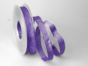 Uniband Flieder mit Draht 15mm