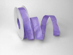 Uniband Flieder mit Draht 25mm