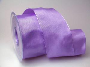 Uniband Flieder mit Draht 70mm