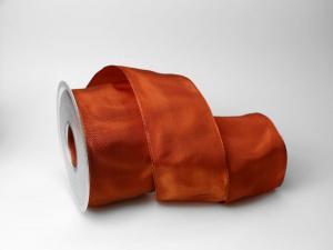 Uniband Hellbraun mit Draht 70mm