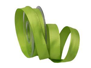 Uniband hellgrün 25mm mit Draht BASIC