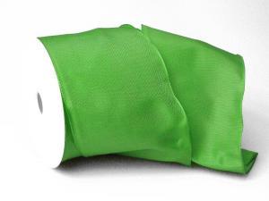 Uniband Hellgrün mit Draht 100mm