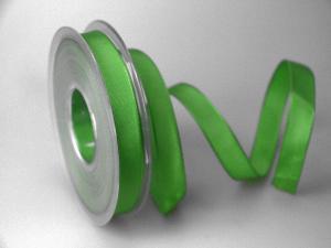 Uniband Hellgrün mit Draht 15mm