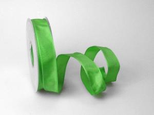 Uniband Hellgrün mit Draht 25mm