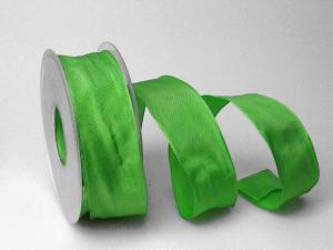 Uniband Hellgrün mit Draht 40mm