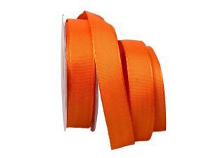 Uniband orange 25mm mit Draht BASIC