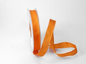 Uniband Orange mit Draht 15mm