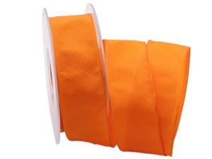 Uniband Orange mit Draht 40mm
