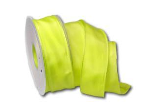 Uniband schilfgrün mit Draht 40mm