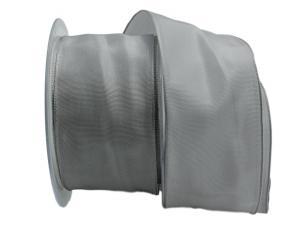 Uniband SONDERFARBE grau ca. 60mm mit Draht